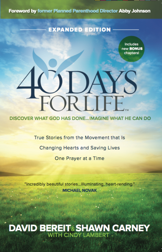 40 Days For Life (Case Qty) (Paperback Expanded Edition)