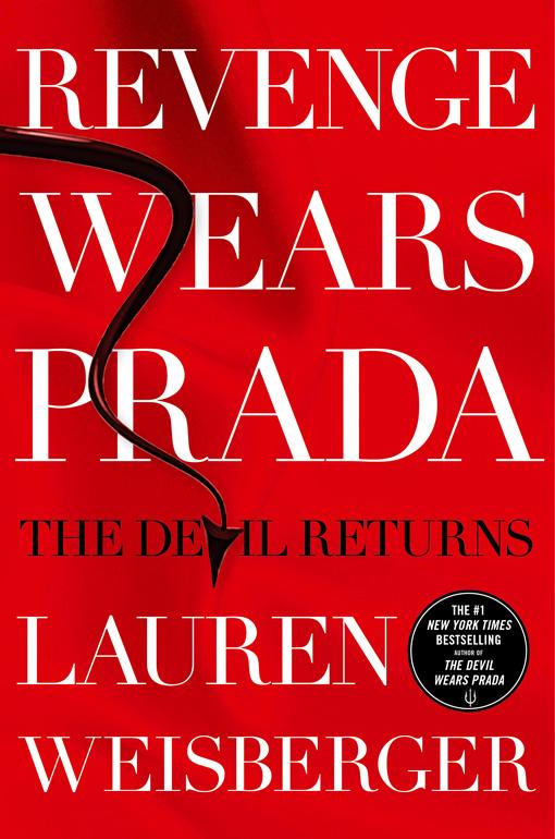 Revenge Wears Prada Autographed by Lauren Weisberger