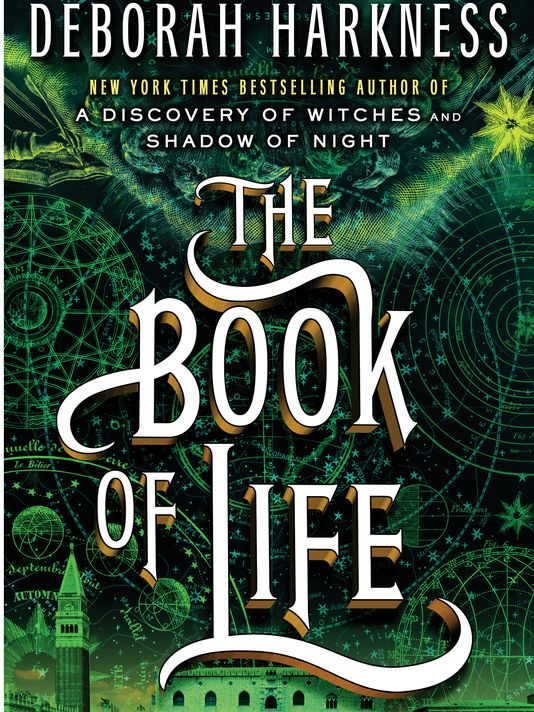 The Book of Life Autographed by Deborah Harkness