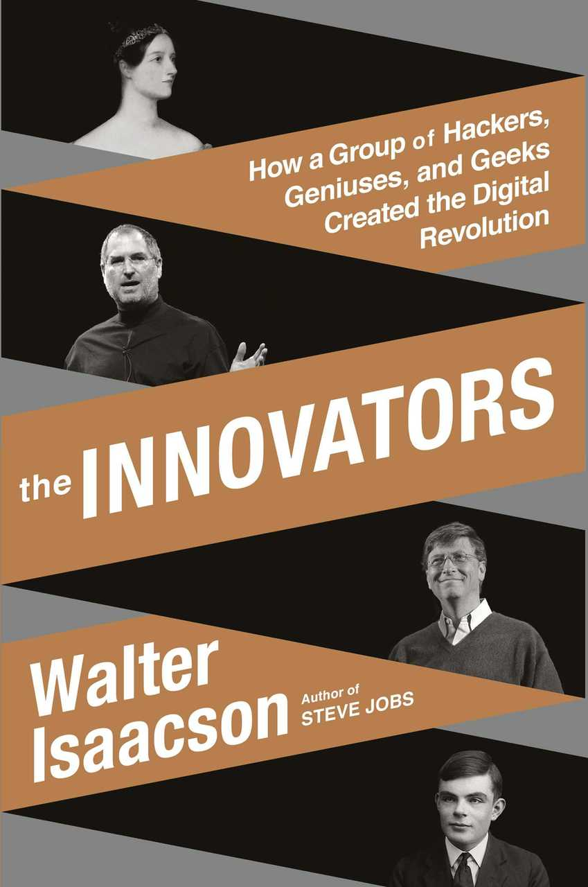The Innovators Autographed by Walter Isaacson