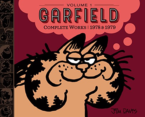 Garfield Complete Works: Volume One: 1978 & 1979