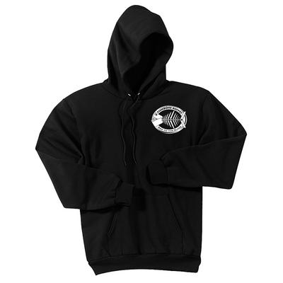 Fishbone Knives Cotton/Poly Sweatshirt - Jet Black - XL