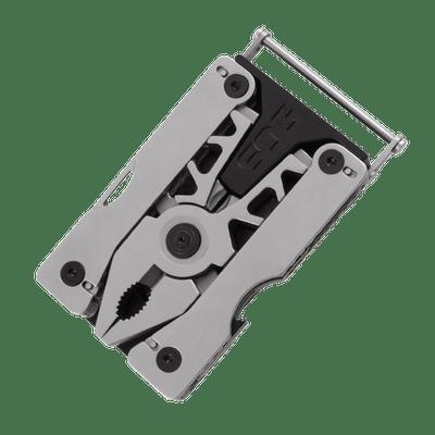 SOG SN1011 Sync II Bead Blasted 12 Tool Belt Buckle Multi-Tool SN1011-CP SOGSN1011-CP