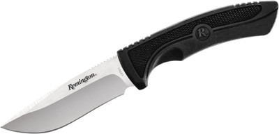 "Remington Sportsman Fixed 4.3"" Drop Point Blade with Sheath R10001"