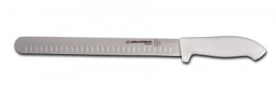 "Dexter Russell SofGrip 12"" Duo-Edge Roast Slicer 24273 SG140-12GE"