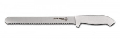 """Dexter Russell SofGrip 12"""" Scalloped Roast Slicer 24243 SG140-12SC"""