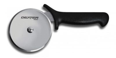 "Dexter Russell Basics 4"" Pizza Cutter Black Handle 31631 P94ZZA-4"