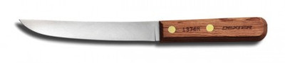 """Dexter Russell Traditional 6"""" Wide Boning Knife 1930 1376R (1930)"""