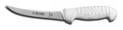 "Dexter Russell Sani-Safe 6"" Flexible Curved Boning Knife 1663 S116F-6MO (1663)"