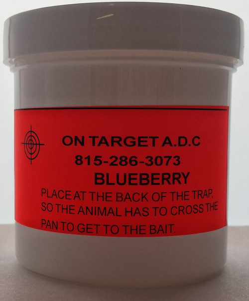 Blueberry paste bait 6oz