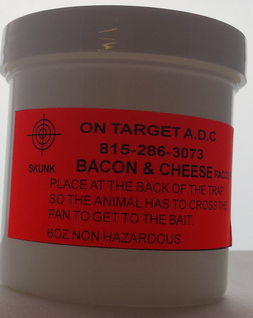 Bacon & Cheese 6oz
