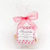 Michele's Tesora Chocolate Peanut Butter Confections.