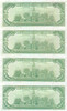 X-Files, Prop Sheet of Money, Back, David Duchovny, Gillian Anderson