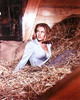 007 James Bond, Goldfinger, Honor Blackman Autographed Photo (b)