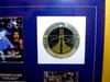 007 James Bond, Moonraker, Framed Crate Label Real Prop