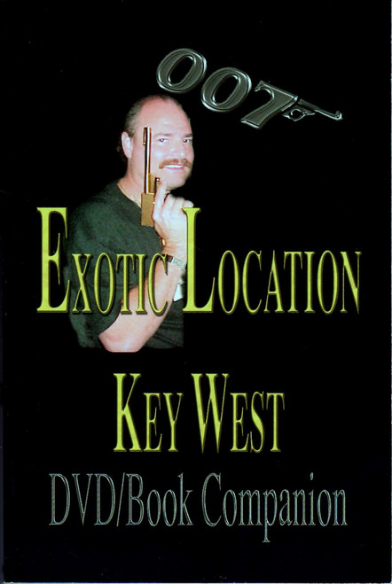 007 Exotic Location, Key West DVD/ Book Combo