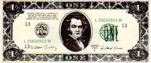 Punisher, Real Prop $1 Money, John Travolta, Thomas Jane