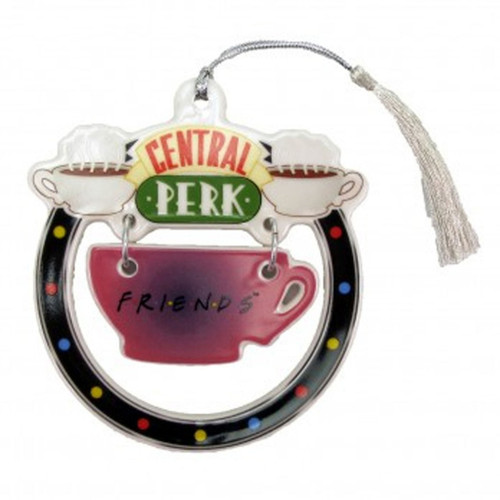 Friends Central Perk Cup Dangle Ornament, very Detailed Item