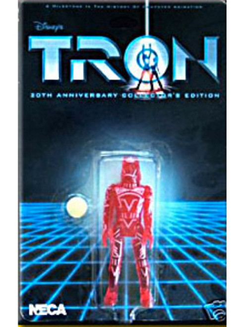 Tron 20th Anniversary Sark Action Figure, NECA, New