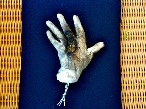 Saw 3 Real Prop Hand of the Puppet