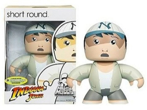 Indiana Jones Short Round Mighty Muggs, New
