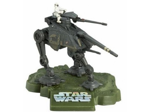 Titanium Series Star Wars 3 Inch Vehicle - AT-AP, New