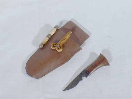 Indiana Jones & Kingdom of Crystal Skull Real Prop Knife From Film