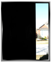 "Opaque -  Black-Out 60"" Glossy-Glossy"
