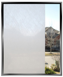 FG - Sharp Fiberglass - DIY Decorative Privacy Window Film