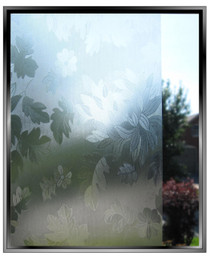 Leafy - DIY Decorative Light Duty Window Film