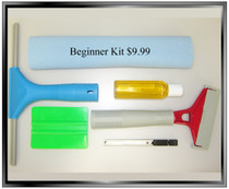 Beginner DIY Window Film Installation Kit