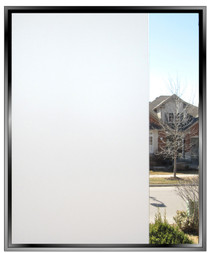 sndbl - Sand Blasted - Low-Tack Privacy Film