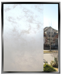 Misty Frost - DIY Decorative Window Film