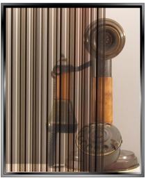 Harmony - Dark - DIY Decorative Window Film