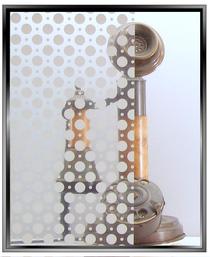 Apex Polka Dots - DIY Decorative Window Film