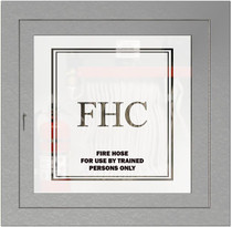 FHC reveal and printed message
