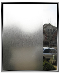 Silky Matte DIY Decorative Privacy Window Film