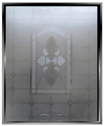 wf Faux Window Insert - DIY Decorative Window Film
