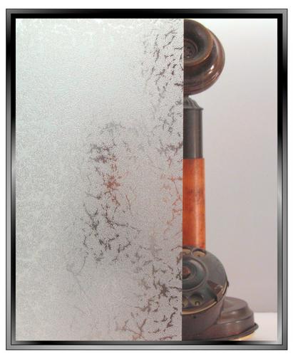 Jack Frost - Static Cling Window Film