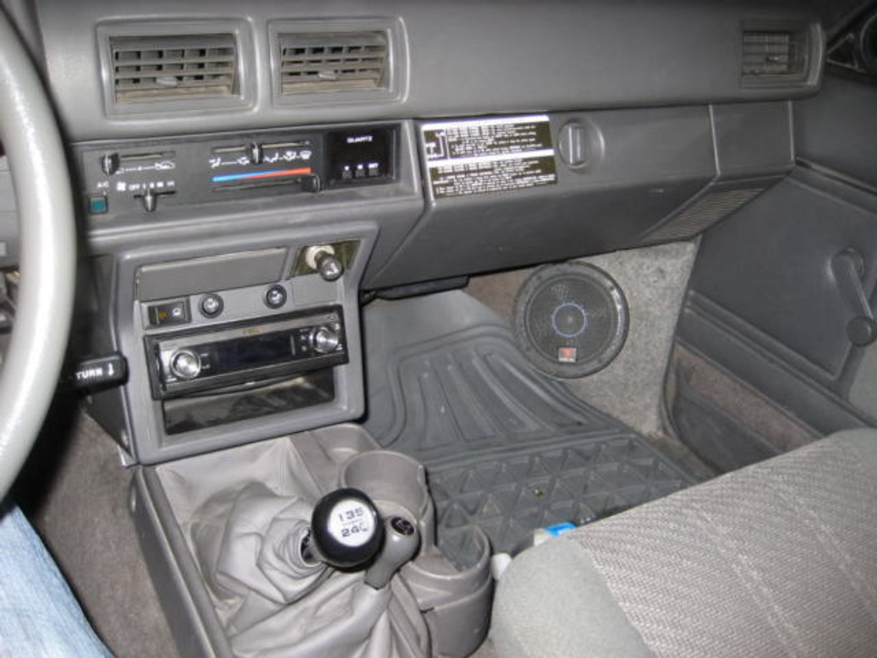 1984 1985 1986 1987 1988 1989 1990 1991 1992 1993 1994 - 1993 toyota pickup interior parts ...