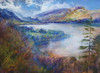 Jaws of Borrowdale Artist: Ben Haslam Media: Original Acrylic on Canvas