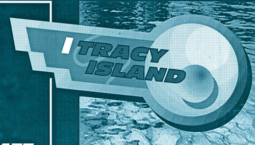 The Band's Tracy Island Logo