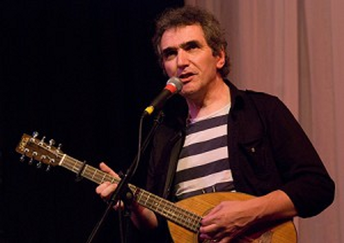 Jez Lowe who  performs at the Vault Thursday 11th January 2018 is an English folk singer-songwriter. Lowe was born and raised in County Durham, in a family with Irish roots. He is known primarily for his compositions dealing with daily life in North-East England, particularly in his hometown of Easington Colliery. He attended St Francis RC Grammar School in nearby Hartlepool and later studied languages at Sunderland Polytechnic. He performs both as a solo artist and with his backing band, The Bad Pennies. In addition to singing his songs, Lowe accompanies himself and The Bad Pennies on guitar, harmonica, cittern, and piano.
