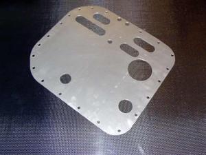 Oil Baffle Plate - 12A