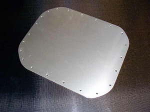 Oil Dry Sump Plate - 12A