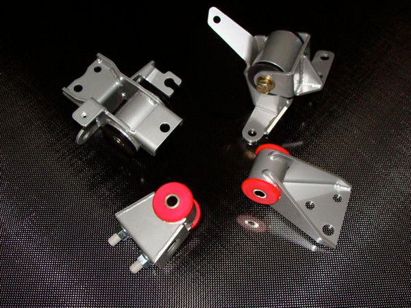 Engine Mount Kit - 4 Piece For Protege And Mazdaspeed Protege