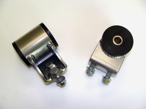 Engine Mount Kit - Protege 323 1990-1994 / MX3 4cyl