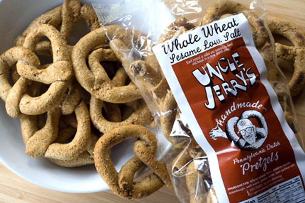 Whole Wheat Sesame Low Salt