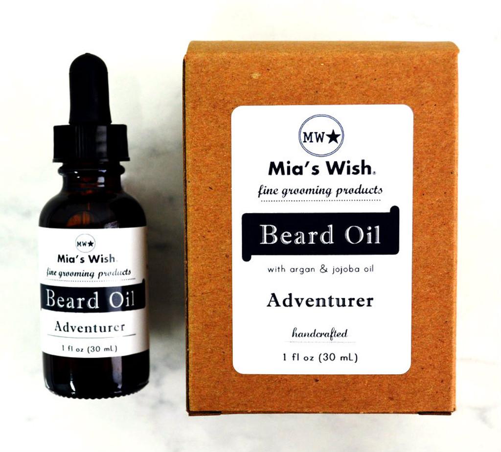 Beard Oil - Adventurer