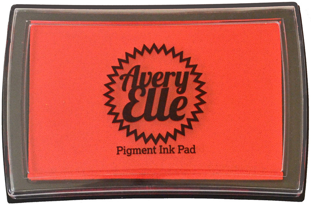 Avery Elle Strawberry Pigment Ink Pad